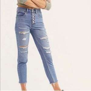 Free People We The Free Soak Up the Sun Jeans